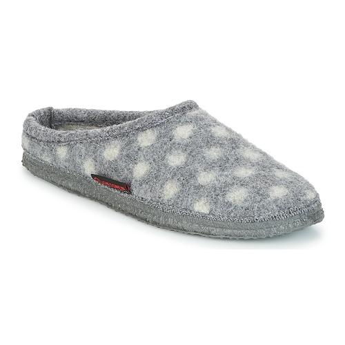 Zapatos casuales salvajes Zapatos especiales Giesswein NEUENSTEIN Gris