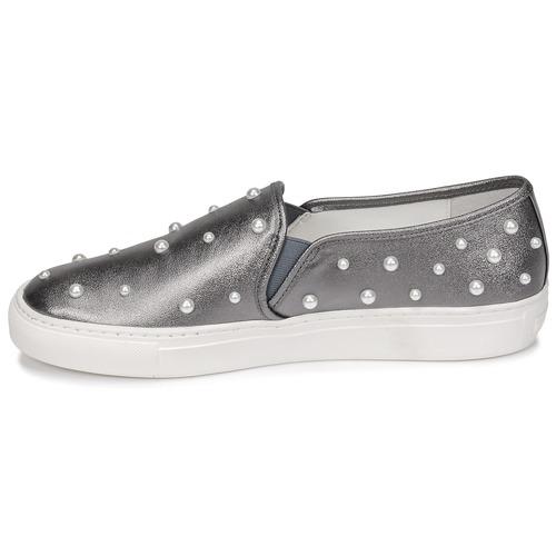 Slip Jewls The Plateado On Katy Mujer Perry Zapatos 9EI2WDH