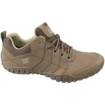 Zapatos Hombre Zapatillas bajas Caterpillar Instruct Marrón