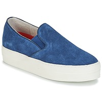 Zapatos Mujer Slip on Skechers UPLIFT Azul