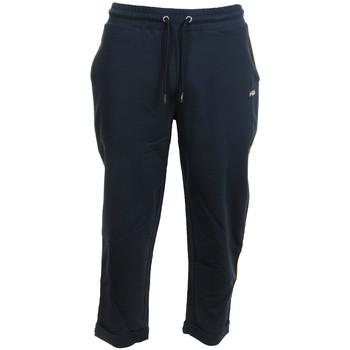 textil Hombre Pantalones de chándal Fila James Cropped Sweat Pants Azul