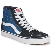 Zapatos Zapatillas altas Vans SK8 HI Azul