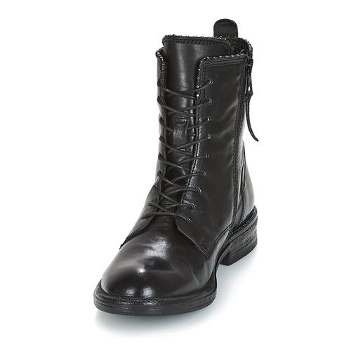 Zapatos Botas Mujer Caña Baja Negro Mjus De Pal Lace R5A34jL
