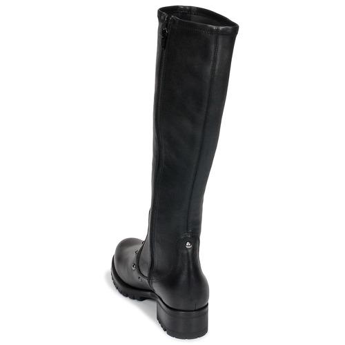 Botas Mujer Ikeri Zapatos Unisa Negro Urbanas OXkZPuTi