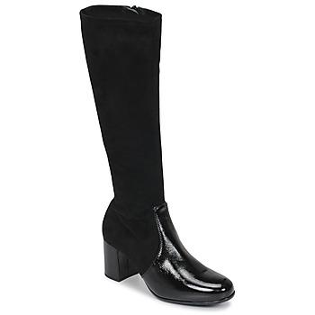 Zapatos Mujer Botas urbanas Unisa ORLANDO Negro