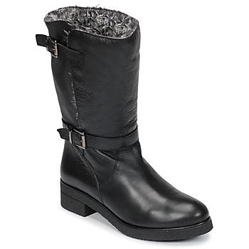 Zapatos Mujer Botas de caña baja Unisa DALI Negro