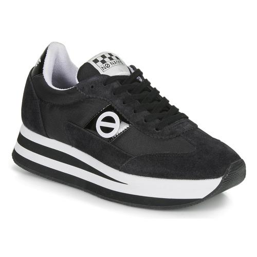 Los zapatos más populares para hombres y mujeres Zapatos especiales No Name FLEX JOGGER Negro