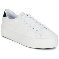 Zapatos Mujer Zapatillas bajas No Name PLATO SNEAKER Blanco