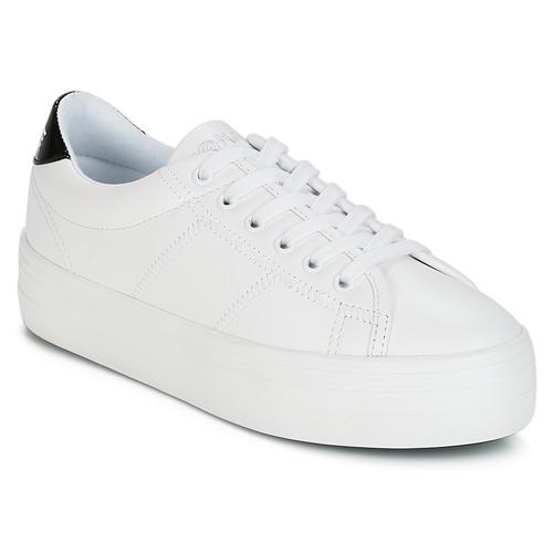 Zapatos de mujer baratos zapatos de mujer Zapatos especiales No Name PLATO SNEAKER Blanco