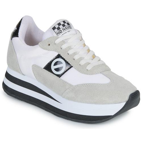 Zapatos Mujer Zapatillas bajas No Name FLEX JOGGER Blanco