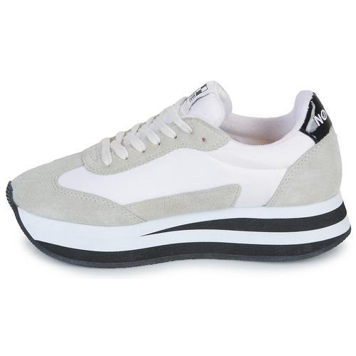 No Flex Mujer Zapatos Bajas Blanco Jogger Zapatillas Name NnZwXO80Pk