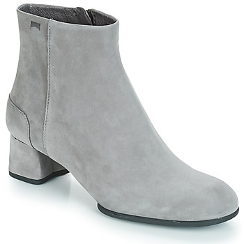 Zapatos Mujer Botines Camper KIE0 Boots Gris