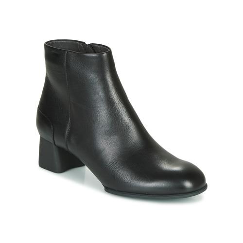 Los últimos zapatos de descuento para hombres y mujeres Zapatos especiales Camper KATIE Negro
