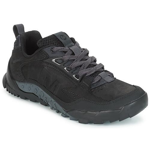 Zapatos especiales para hombres y mujeres Merrell ANNEX TRAK LOW Negro