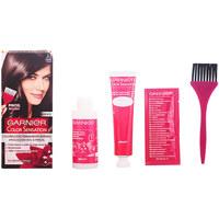 Belleza Mujer Tratamiento capilar Garnier Color Sensation 3 Castaño Oscuro 1 u