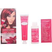 Belleza Mujer Tratamiento capilar Garnier Color Sensation 6,60 Rojo Intenso 1 u