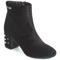 Zapatos Mujer Botines Les Tropéziennes par M Belarbi CHANNON Negro