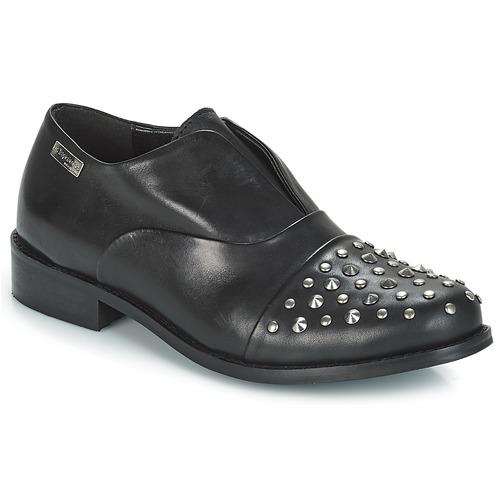 Les Tropéziennes par M Belarbi ZITA Negro - Envío Zapatos gratis Nueva promoción - Zapatos Envío Derbie Mujer 89,90 561f7b