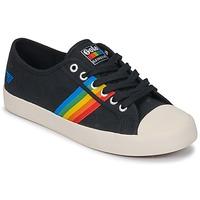 Zapatos Mujer Zapatillas bajas Gola Coaster rainbow Blanco