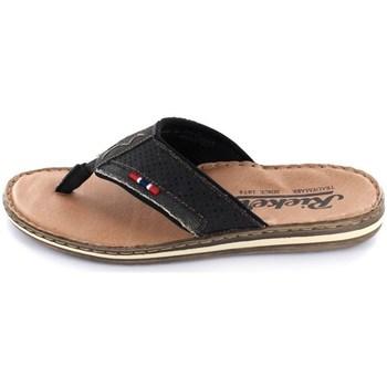 Zapatos Hombre Chanclas Rieker 2108400 Negro