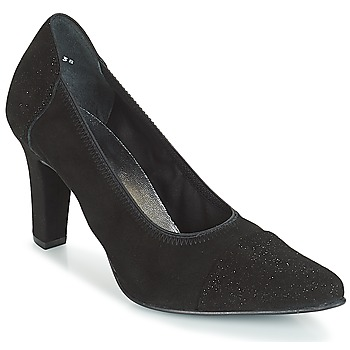 Zapatos Mujer Zapatos de tacón Myma PIZZANS Negro