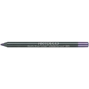Belleza Mujer Lápiz de ojos Artdeco Soft Eye Liner Waterproof 85-damask Violet 1,2 Gr 1,2 g