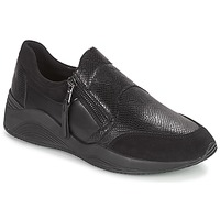Zapatos Mujer Zapatillas bajas Geox D OMAYA Negro