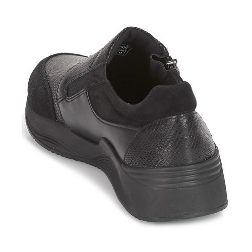 Omaya Bajas Negro Mujer Zapatillas Geox Zapatos D rBoCxde