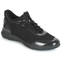 Zapatos Mujer Zapatillas bajas Geox D NEBULA X Negro