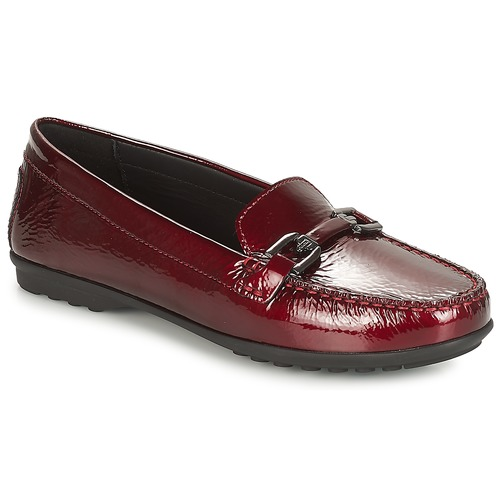 Zapatos promocionales Geox D ELIDIA Burdeo  Los últimos zapatos de descuento para hombres y mujeres