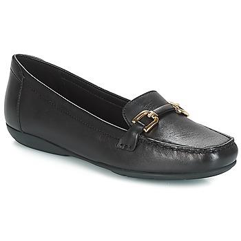 Zapatos Mujer Mocasín Geox D ANNYTAH MOC Negro