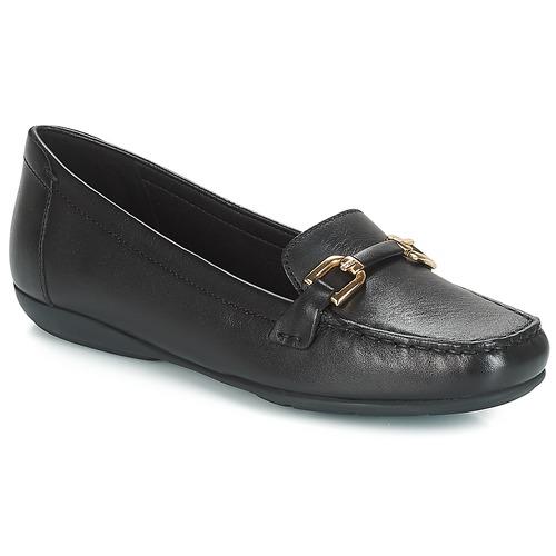 ZapatosGeox D ANNYTAH MOC Negro  para Los zapatos más populares para  hombres y mujeres b6718c