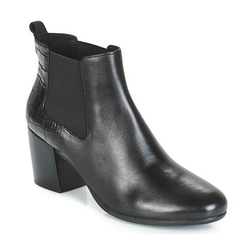 Cómodo y bien parecido Zapatos especiales Geox D NEW LUCINDA Negro