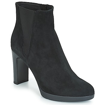 Zapatos Mujer Botines Geox D ANNYA HIGH Negro