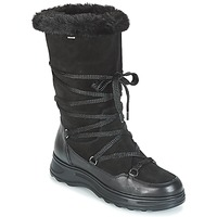 Zapatos Mujer Botas de nieve Geox D HOSMOS B ABX Negro