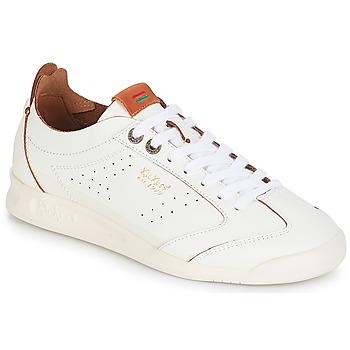 Zapatos Mujer Zapatillas bajas Kickers KICK 18 Blanco
