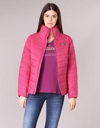 textil Mujer plumas Patagonia W's Hyper Puff Jkt Rosa