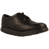 Zapatos Hombre Derbie Mbt Physiological Footwear  Negro