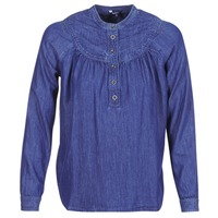 textil Mujer Tops / Blusas Pepe jeans ALICIA Azul
