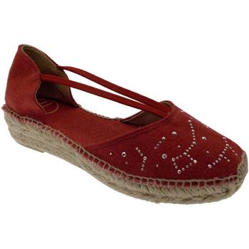 Zapatos Mujer Sandalias Toni Pons TOPERLA-TRro rosso