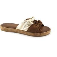 Zapatos Mujer Zuecos (Mules) Inuovo INU-E18-8275-CO Oro