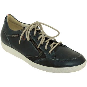 Zapatos Hombre Zapatillas bajas Mephisto UGGO Cuero azul marino