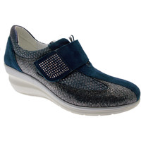 Zapatos Mujer Slip on Riposella RIP76221bl blu