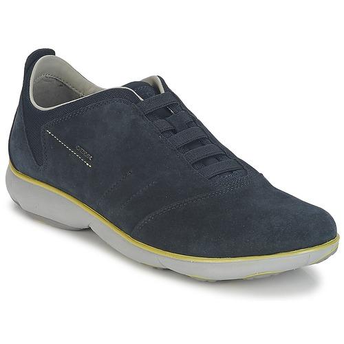 Zapatos Hombre Zapatillas bajas Geox NEBULA B Marino