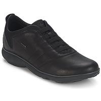 Zapatos Hombre Zapatillas bajas Geox NEBULA B Negro