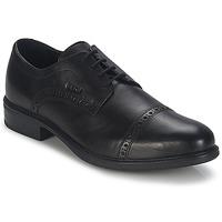 Zapatos Hombre Derbie Geox CARNABY B Negro