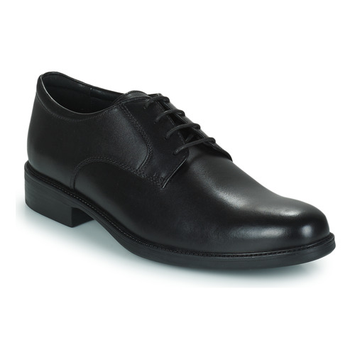 Zapatos Hombre Derbie Geox CARNABY D Negro