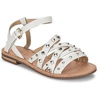 Zapatos Mujer Sandalias Geox JOLANDA E Blanco
