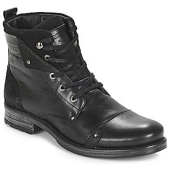 Zapatos Hombre Botas de caña baja Redskins YEDES Negro