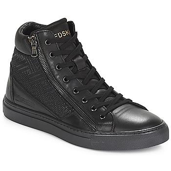 Zapatos Hombre Zapatillas altas Redskins NERINAM Negro